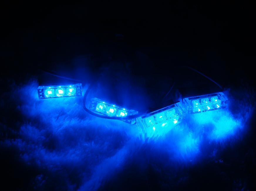 volunteer firefighters and emt 39 s have those blue courtesy light. Black Bedroom Furniture Sets. Home Design Ideas